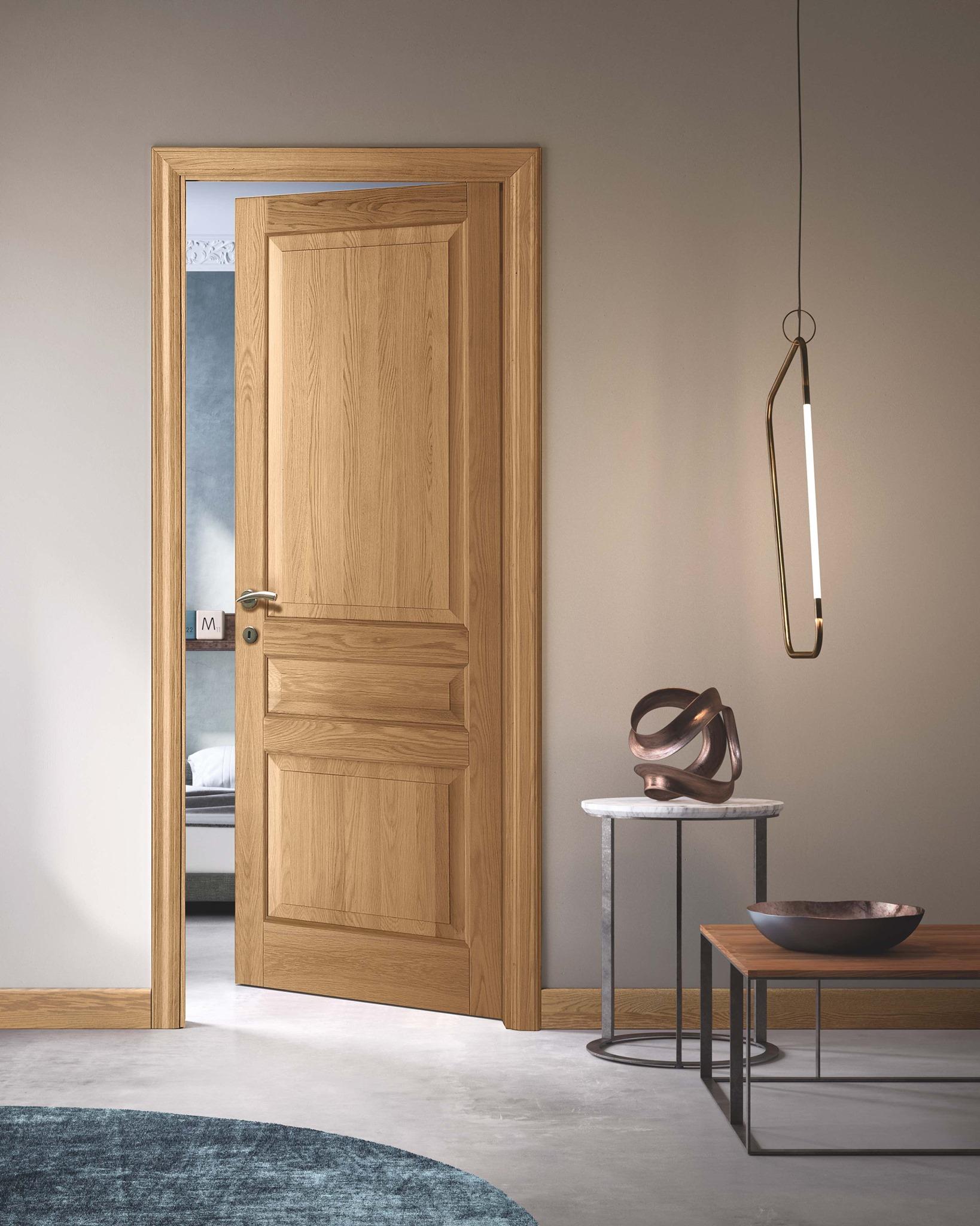 Porte classiche Garofoli collezione 110 e Lode